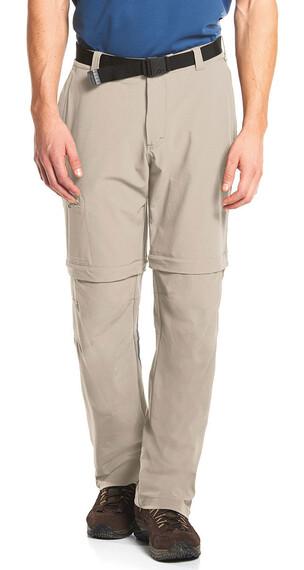 Maier Sports Tajo Zip Off Pant Men Feather Gray